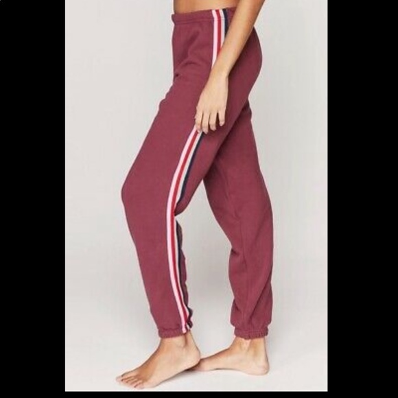 NWT spiritual gangster sessions sweatpants